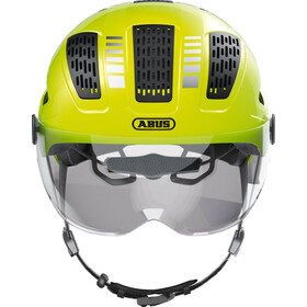ABUS Hyban 2.0 Ace Casque, signal yellow